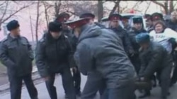 Protests In Kyrgyzstan