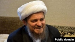 Abbas Tabrizian, a controversial cleric who campaigns against Western medicine in Iran. FILE PHOTO