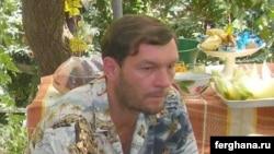 Правозащитник и независимый журналист из Ангрена Дмитрий Тихонов.