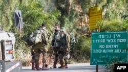 Kufiri Izrael-Liban