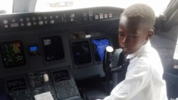 Џуниор пилот на само 7 години