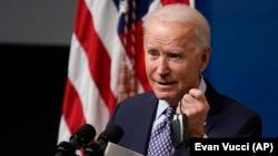 Președinte american Joe Biden, 25 februarie 2021.