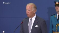 Biden Offers Condolences To Serbs For 1999 NATO Air Strikes