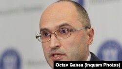 """Cristian Oancea, managerul spitalului"""" Victor Babeș """" din Timișoara"""