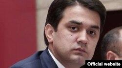 Старший сын президента Таджикистана Рустами Эмомали.