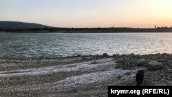 Білогірське водосховище, архівне фото
