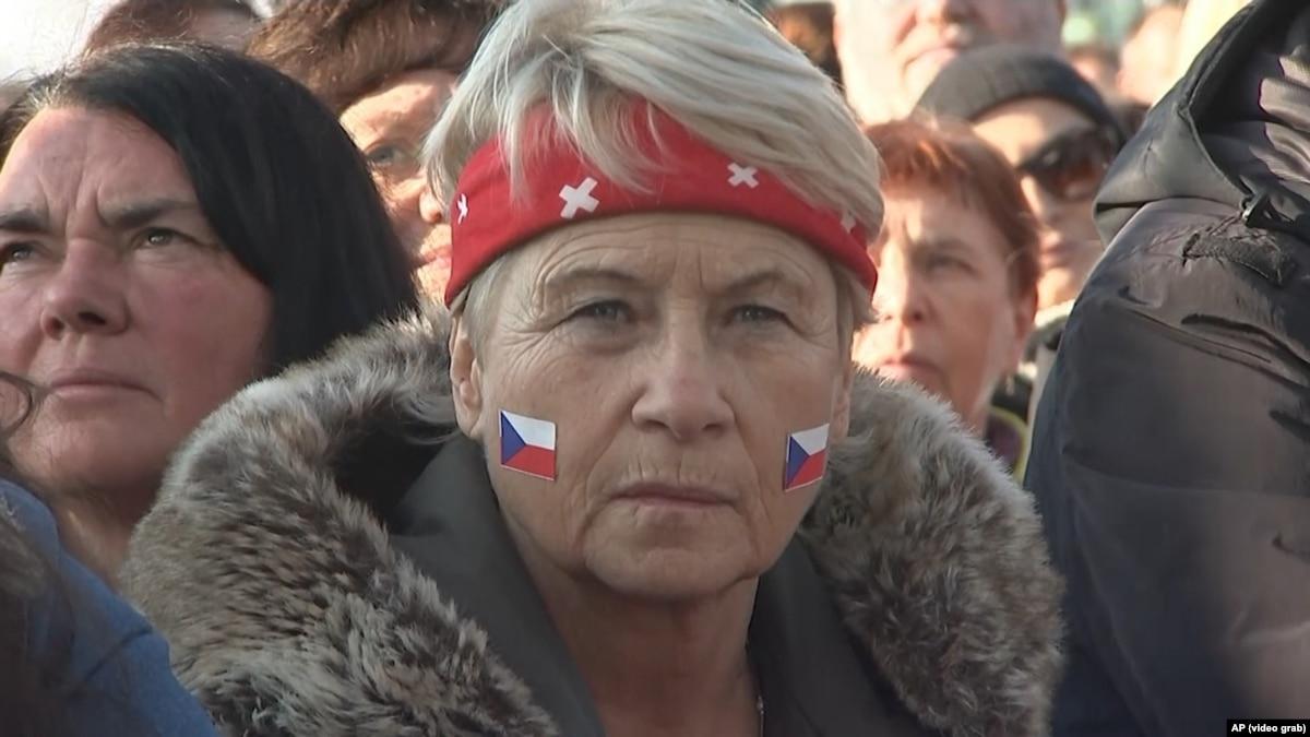 В Чехии состоялись мероприятия к 30-летию Бархатной революции