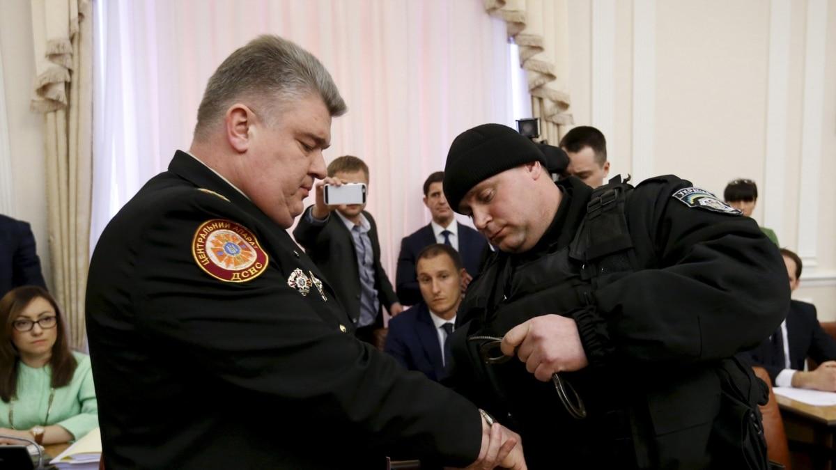 В Верховном суде заявили о незаконности увольнении Бочковского с должности главы ГСЧС