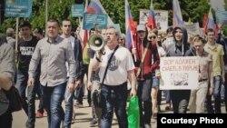 Фото штаба Навального в Ульяновске