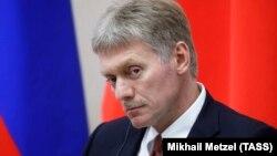 Dmitry Peskov-Kremlin sözçüsü ,14 fevral, Soçi, 2019