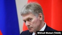 Пєсков назвав умову відновлення авіаперевезень в Грузію