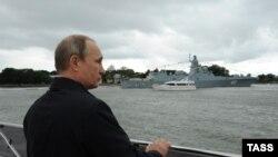 Vladimir Putin prilikom jedne od posjeta Kaliningradu