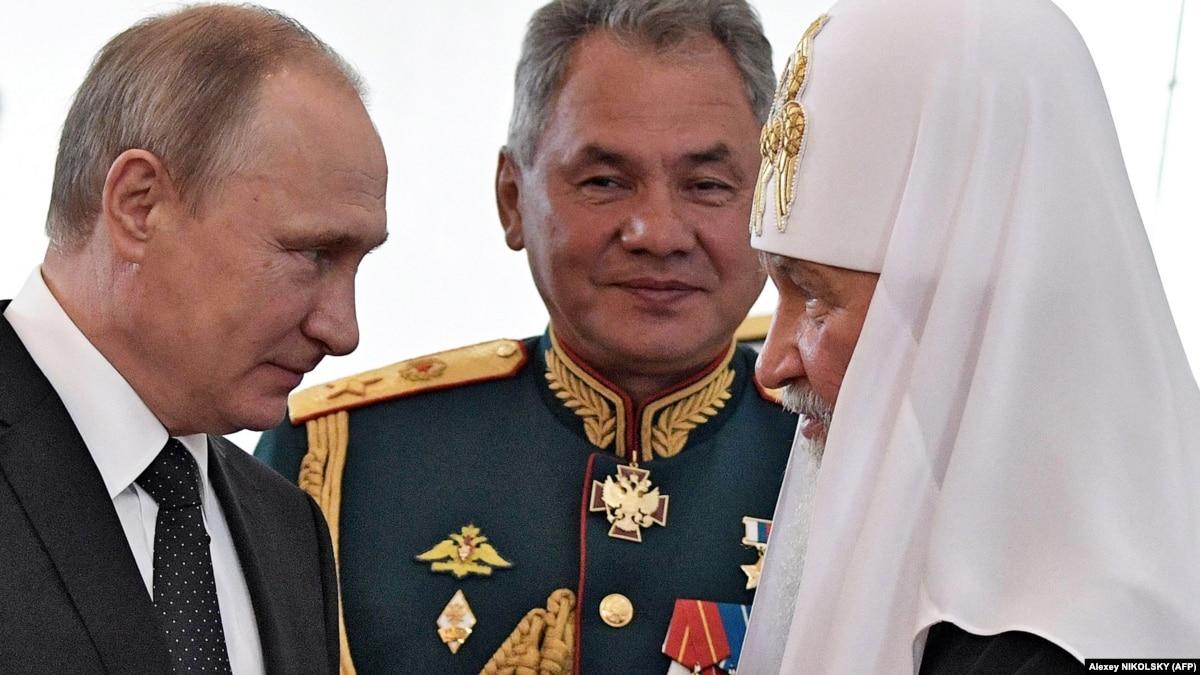«Москва говорит на языке войны» и хочет быть лидером мирового православия (мировая пресса)