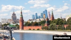 Kremlini, Rusi