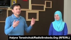 Ruslan ve Sefaye Ramazanovlar