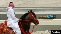 В прошлые годы этапы Гран-при Формулы 1 в Бахрейне проходили в спокойной обстановке