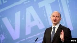 Comisarul european Pierre Moscovici