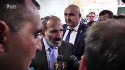 """Pashinian deyib ki, Kocharianla Sarkisian siyasi """"meyitlər""""dir"""