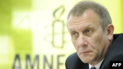 Сергей Никитин, глава представительства международной правозащитной организации Amnesty International в Москве.