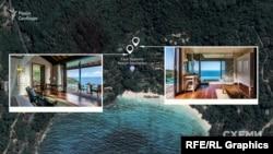Курорт Four Seasons Resort, Сейшели