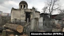 Cimitirul evreiesc din Chişinău