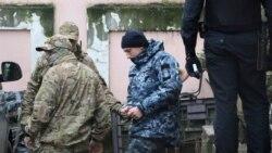 Украинских военных моряков боятся держать в Крыму? | Радио Крым.Реалии