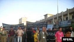 مسيرة لضحايا الأنفال في دهوك
