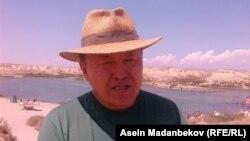 Улан Мамыров.