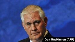 ABŞ-nyň döwlet sekretary Reks Tillerson