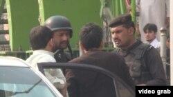 პოლიციის რეიდი ფეშავარში (ფოტო არქივიდან)