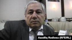 Vergilər nazirinin Vergi Siyasəti üzrə müşaviri Akif Musayev