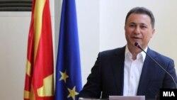 Прем'єр-міністр Македонії Никола Груєвський