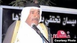 الشاعر سعد محمد الحسن
