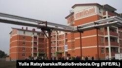 Перший «доступний будинок» у Дніпропетровську