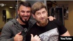 Тимур Дугазаев с Рамзаном Кадыровым