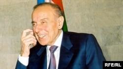 Azerbaijan – Haydar Aliyev x portrait
