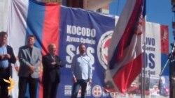 Protest u severnoj Mitrovici protiv kosovskih izbora