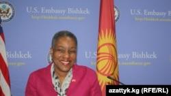 New U.S. Ambassador to Kyrgyzstan Pamela Spratlen