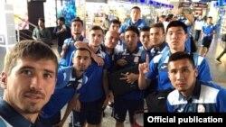 Кыргызстандык футболчулар. 10.06.2017.