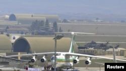 یک هواپیمای ایرانی که سال گذشته در یکی از فرودگاههای ترکیه مجبور به نشستن شد.