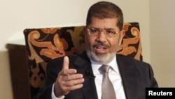Presidenti i Egjiptit Muhamed Morsi