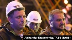 Александр Захарченко и Александр Тимофеев