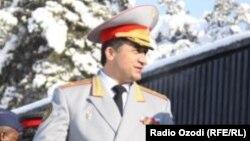 Тәжікстанның бұрынғы қорғаныс министрі, генерал Абдухалим Назарзода.