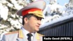 Бывший вице-министр обороны Таджикистана Абдухалим Назарзода.