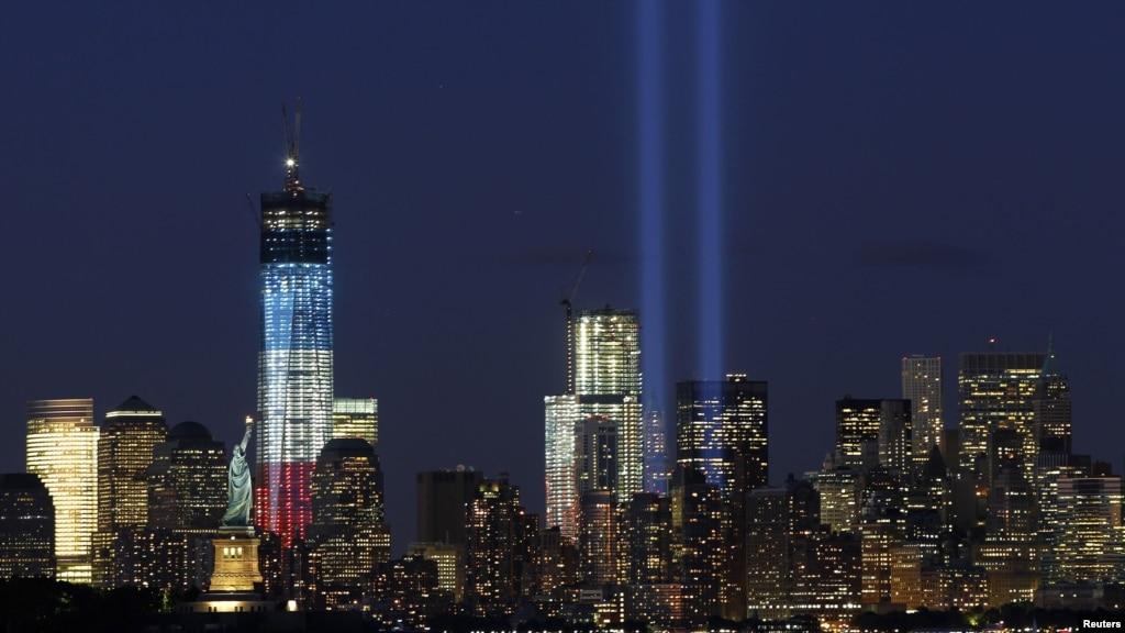 U S Marks 11th Anniversary Of September 11 Attacks