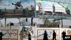 نمایی از نوار غزه