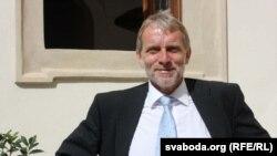 Чэскі сэнатар Томаш Ірса