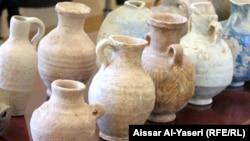 Иракъ -- Археологийн талламаш гучуяьхна шира кхабанаш, Наджаф