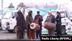 Աֆղանստան, արխիվ