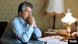 Чингиз Айтматов, 1 сентября 1985 года.